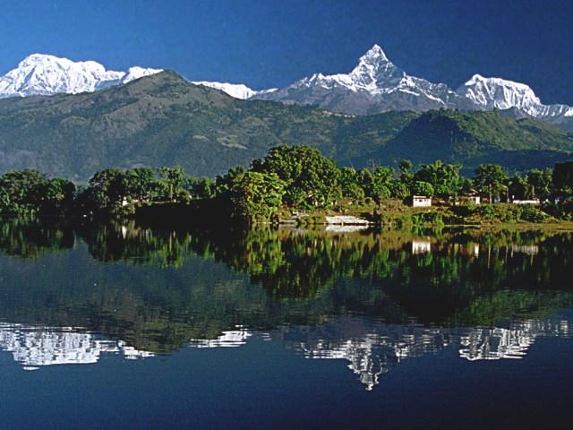 Pokhara - Aroma Nepal Treks