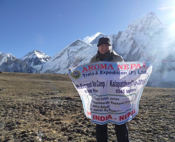 Everest - Kalaphattar