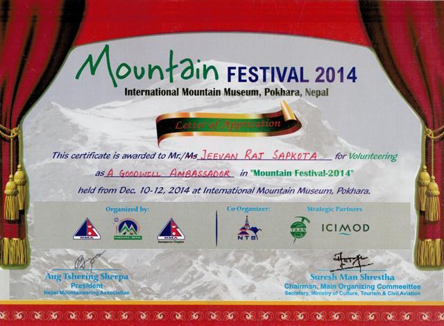 Mountain Festivals